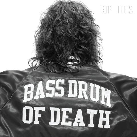 Bass Drum of Death - Rip This-CD-South