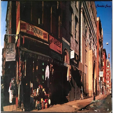 Beastie Boys - Paul's Boutique-LP-South