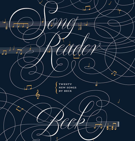 Beck - Song Reader-CD-South