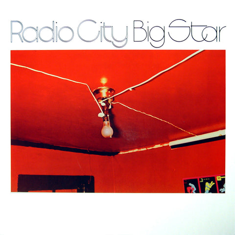 Big Star - Radio City-Vinyl LP-South
