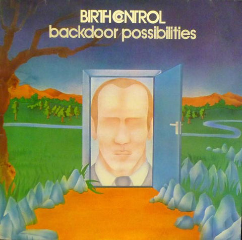 Birth Control - Backdoor Possibilities-LP-South
