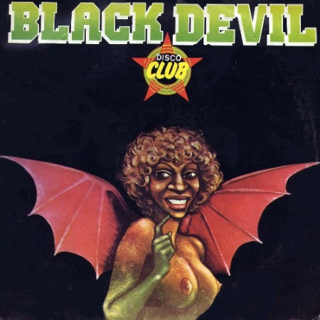 Black Devil Disco Club - Black Devil Disco Club-LP-South