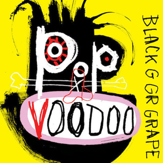 Black Grape - Pop Voodoo-CD-South