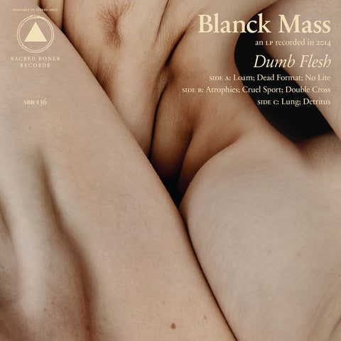 Blanck Mass - Dumb Flesh-CD-South