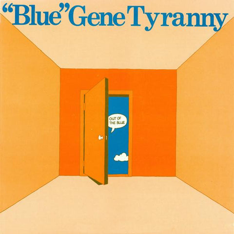 """Blue"" Gene Tyranny - Out Of The Blue-LP-South"