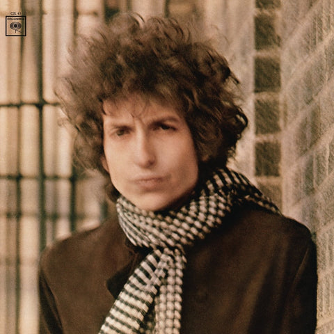 Bob Dylan - Blonde On Blonde-LP-South