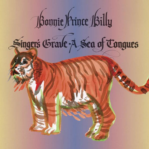 Bonnie ‰Û÷Prince‰۪ Billy -Singer‰۪s Grave A Sea Of Tongues-CD-South