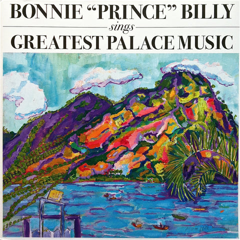 Bonnie 'Prince' Billy - Sings Greatest Palace Music-LP-South