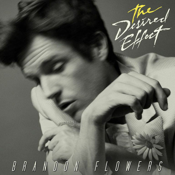 Brandon Flowers - The Desired Effect-CD-South
