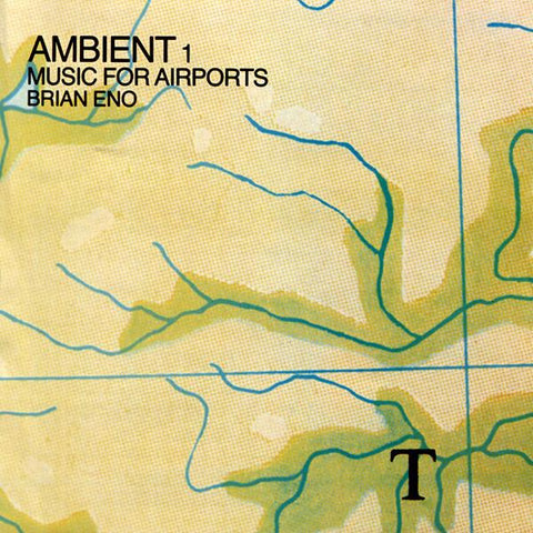 Brian Eno - Ambient 1: Music for Airports-LP-South