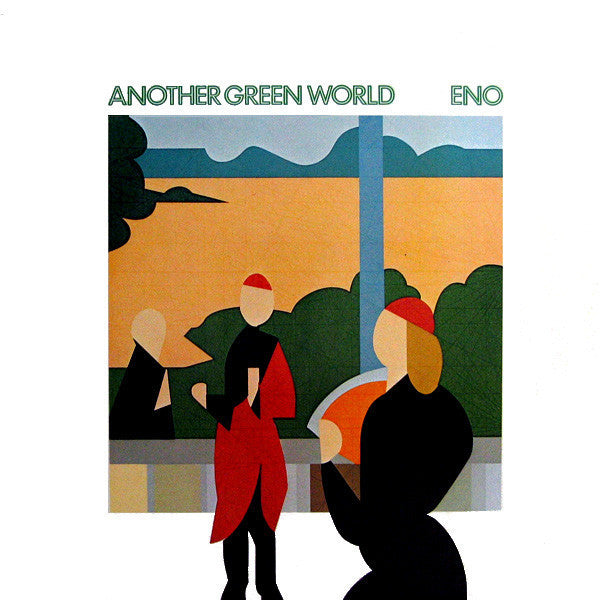 Brian Eno - Another Green World-LP-South