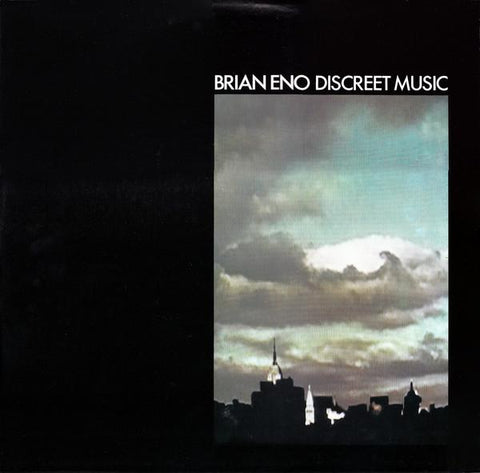Brian Eno - Discreet Music-LP-South