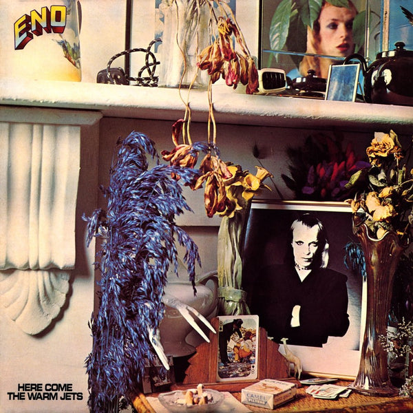 Brian Eno - Here Comes The Warm Jets-LP-South