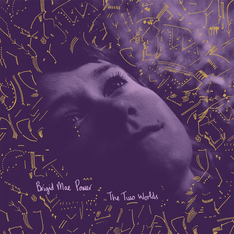 Brigid Mae Powers - The Two Worlds-LP-South