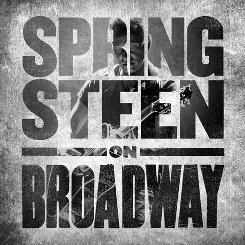 Bruce Springsteen - Springsteen On Broadway-LP-South