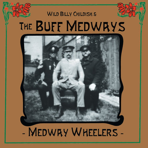 Buff Medways - Medway Wheelers-LP-South