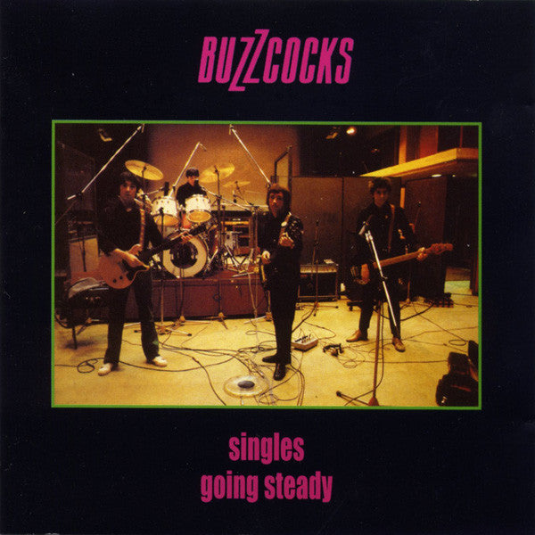 Buzzcocks - Singles Going Steady-LP-South