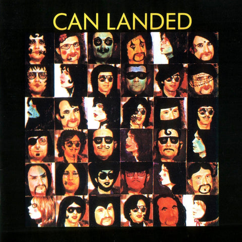 Can - Landed-Vinyl LP-South