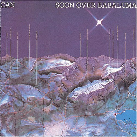 Can - Soon Over Babaluma-Vinyl LP-South
