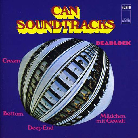 "Can - Soundtracks-12""-South"