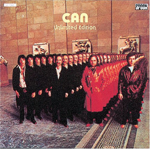 Can - Unlimited Edition-Vinyl LP-South