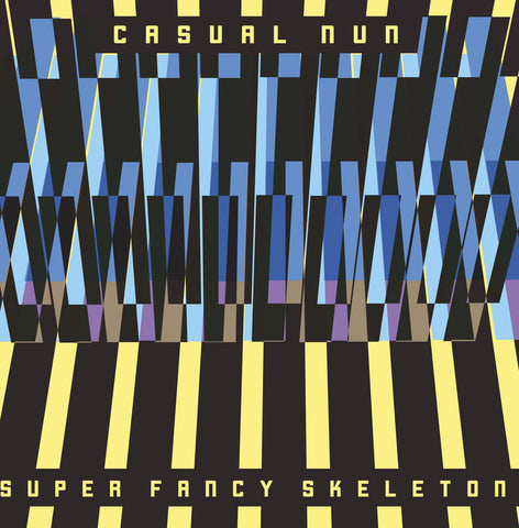 Casual Nun - Super Fancy Skeleton-LP-South
