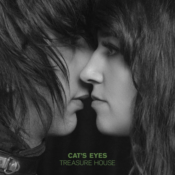 Cat's Eyes - Treasure House-CD-South