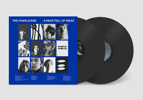 The Charlatans - A Head Full Of Ideas