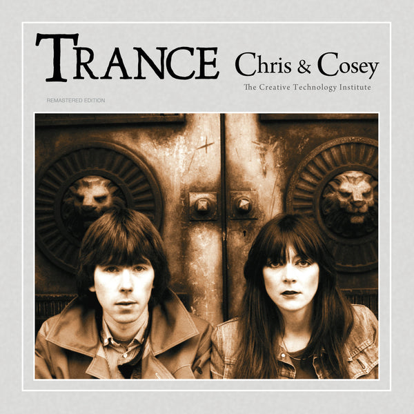 Chris & Cosey - Trance-Vinyl LP-South
