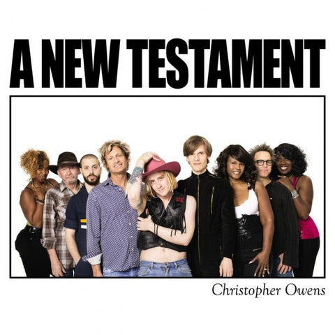 Christopher Owens - A New Testament-CD-South