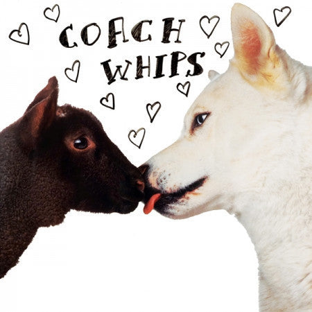 Coachwhips - Bangers vs Fuckers-CD-South