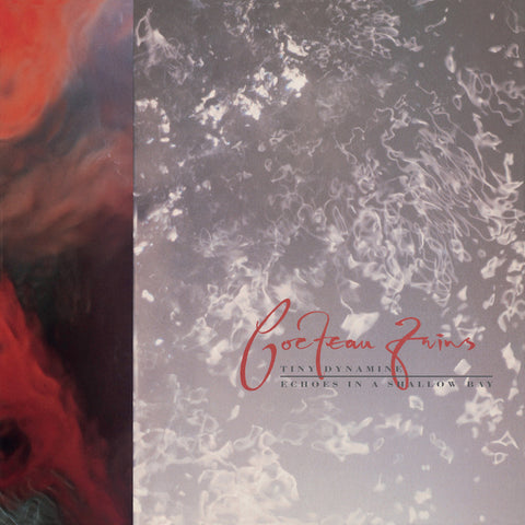 Cocteau Twins - Tiny Dynamine/ Echoes In A Shallow Bay-Vinyl LP-South