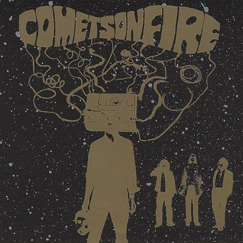 Comets On Fire - Comets On Fire-LP-South