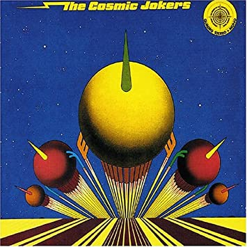 Cosmic Jokers - Cosmic Jokers
