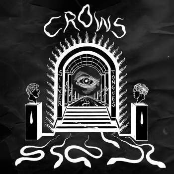 Crows - Silver Tongues-LP-South