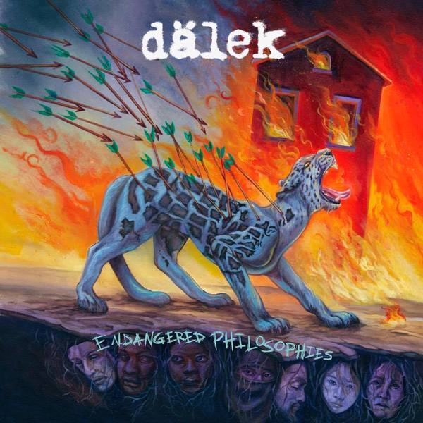Dalek - Endangered Philosophies-LP-South
