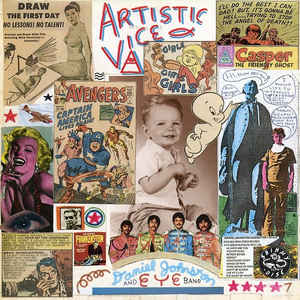 Daniel Johnston - Artistic Vice/1990