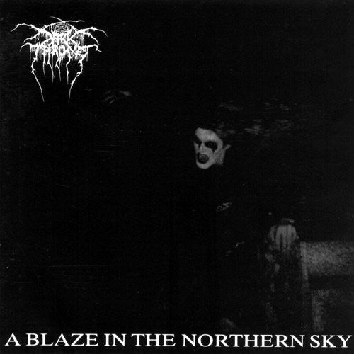 Darkthrone - A Blaze In The Northern Sky-LP-South