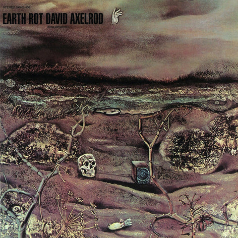 David Axelrod - Earth Rot-LP-South