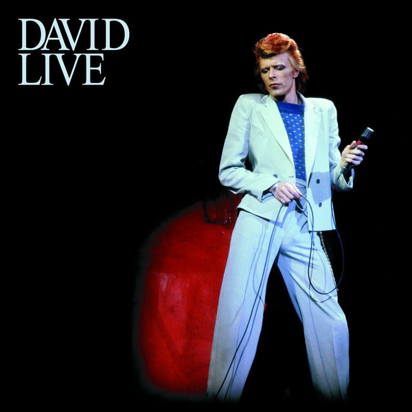 David Bowie - David Live-LP-South