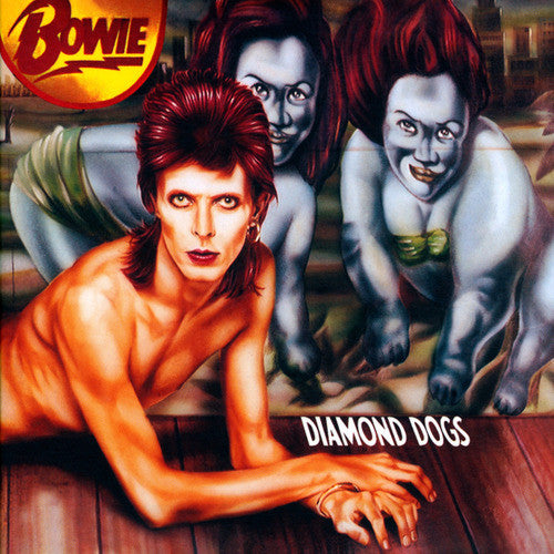 David Bowie - Diamond Dogs-LP-South