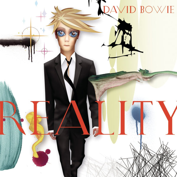 David Bowie - Reality-LP-South