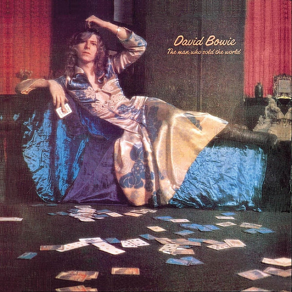 David Bowie - The Man Who Sold The World-LP-South