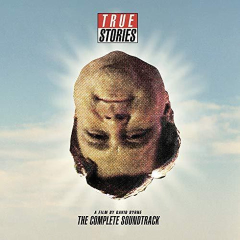 David Byrne - True Stories: A Film By David Byrne-LP-South
