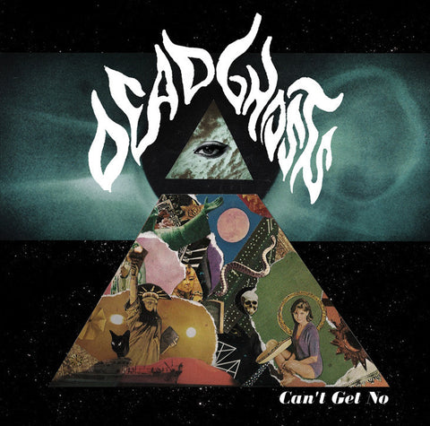 Dead Ghosts - Can't Get No-Vinyl LP-South