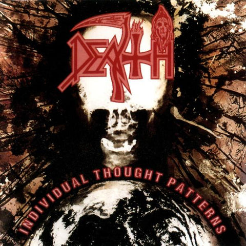 Death - Individual Thought Patterns (25th Anniversary Edition)-LP-South