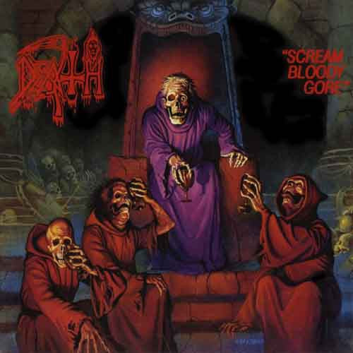 Death - Scream Bloody Gore-LP-South