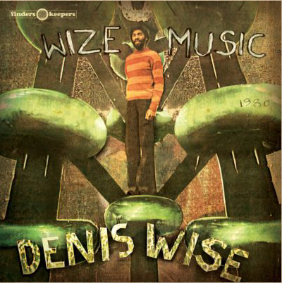 Denis Wise - Wize Music-LP-South