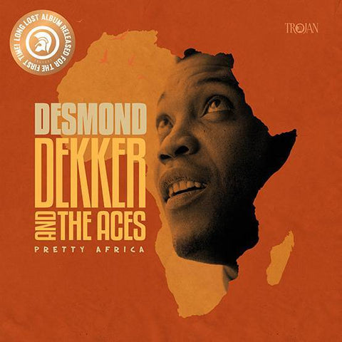 Desmond Dekker - Pretty Africa-LP-South
