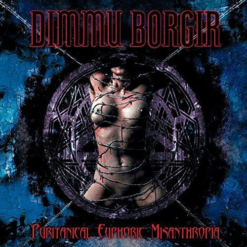 Dimmu Borgir - Puritanical Euphoric Misanthropia-LP-South